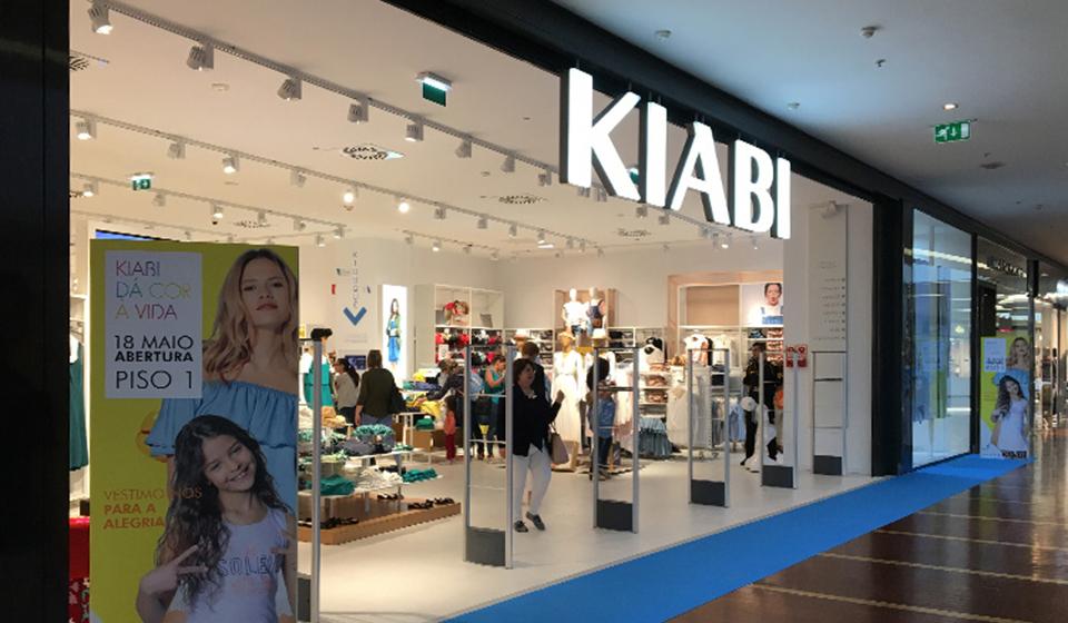 watch c6bd7 93039 Kiabi opens third store in Portugal